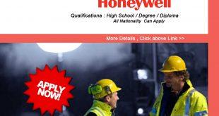 honeywell job