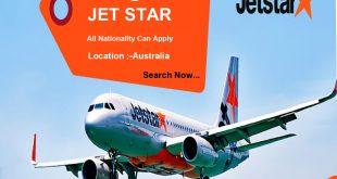 jet star jobs