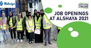 alshaya jobs