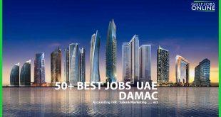 damac jobs