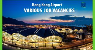 Hong kong airport jobs