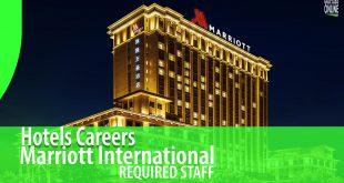 marriot international jobs