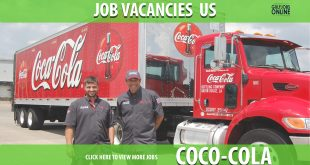 cocacola jobs