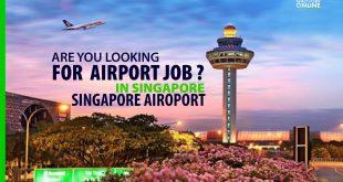 singapore airport jobs