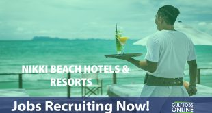 nikki beach jobs